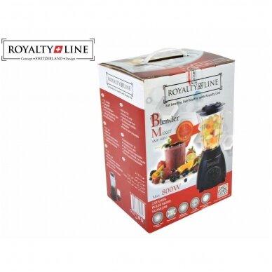 БЛЕНДЕР ROYALTY LINE 2IN1 RL-SME-600.6 BLACK 3