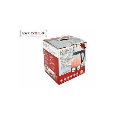 Tējkanna Royalty Line RL-GWK2200.855 1.7 l (rozā) 2