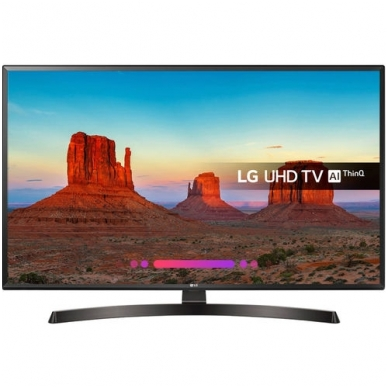 LG 49UK6470PLC 49'' televizorius
