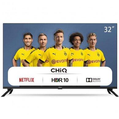 CHIQ L32H7N 32'' televizors