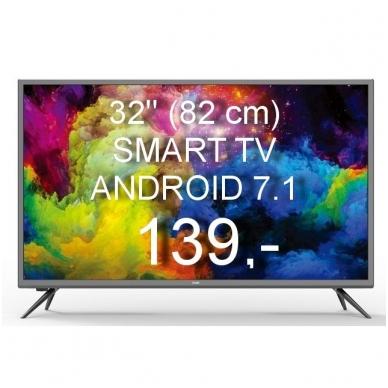 32'' SMART LED TV GRAETZ GR32E7000SA