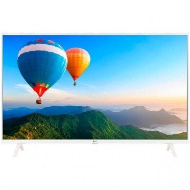 LG 43UN73903LE 43'' televizorius BALTAS
