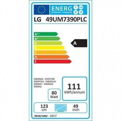LG 49''  SMART TV 49UM7390PLC 2