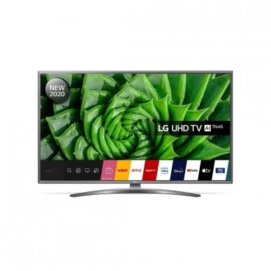 LG 50UN81003LB 50'' televizorius