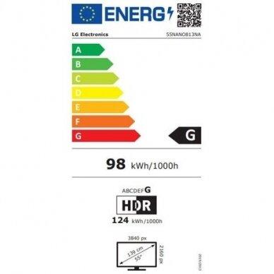 LG 55NANO813NA  NanoCell 4k Wi-Fi Smart ТЕЛЕВИЗОР 2