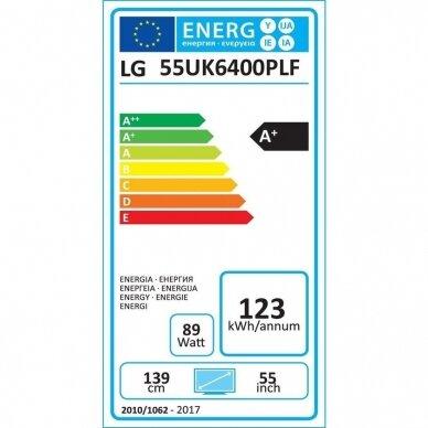 LG 55UK6400PLF SMART televizorius 2