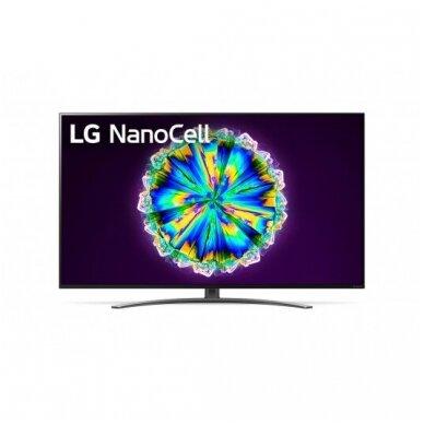 LG  65NANO863NA NanoCell 4k televizorius