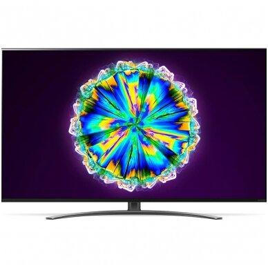 LG 65NANO813NA 65'' Nano Cell televizorius
